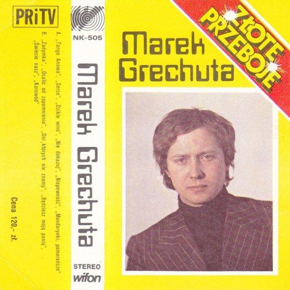 Marek Grechuta - Złote Przeboje 01 (front)