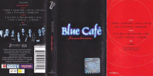 Blue Cafe - Fanaberia 01