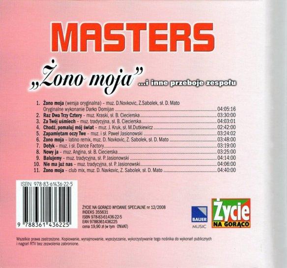 Masters - Żono moja (Bauer Music) 15