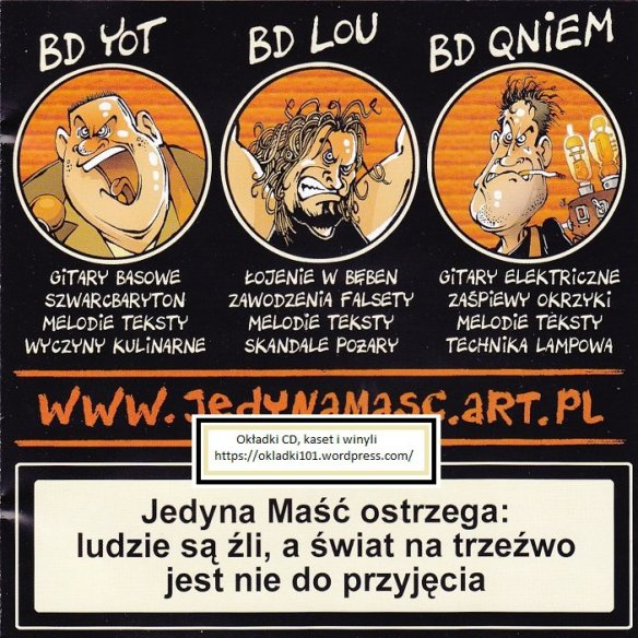 Jedyna Maść - Historia rokędrola 04