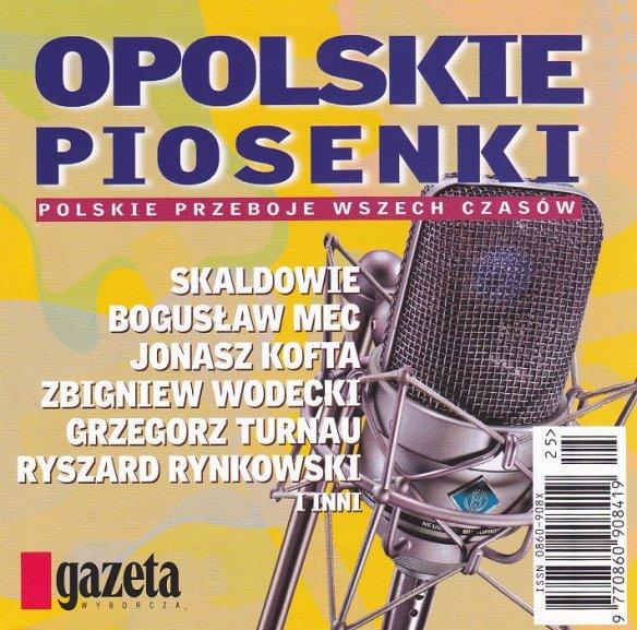 Opolskie piosenki - Polskie przeboje wszech czasów 01