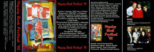 01 Mayday Rock Festival '95